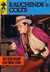 Cover for Rauchende Colts (BSV - Williams, 1969 series) #13
