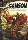 Cover for Samson (BSV - Williams, 1966 series) #1