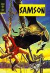 Cover for Samson (BSV - Williams, 1966 series) #2