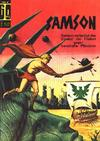 Cover for Samson (BSV - Williams, 1966 series) #4
