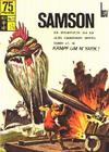 Cover for Samson (BSV - Williams, 1966 series) #12