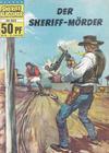 Cover for Sheriff Klassiker (BSV - Williams, 1964 series) #923