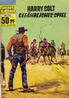 Cover for Sheriff Klassiker (BSV - Williams, 1964 series) #929