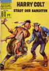 Cover for Sheriff Klassiker (BSV - Williams, 1964 series) #935