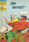 Cover for Sheriff Klassiker (BSV - Williams, 1964 series) #954