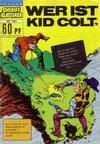 Cover for Sheriff Klassiker (BSV - Williams, 1964 series) #981