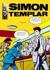 Cover for Simon Templar (BSV - Williams, 1967 series) #1