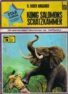 Cover for Star Album [Classics Illustrated] (BSV - Williams, 1970 series) #3 - König Salomons Schatzkammer