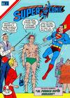 Cover for Supercomic (Editorial Novaro, 1967 series) #160