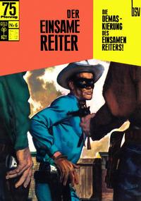 Cover Thumbnail for Der einsame Reiter (BSV - Williams, 1969 series) #6
