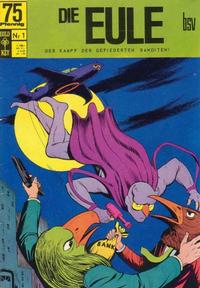 Cover Thumbnail for Die Eule (BSV - Williams, 1969 series) #1