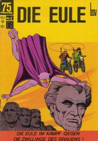 Cover Thumbnail for Die Eule (BSV - Williams, 1969 series) #2