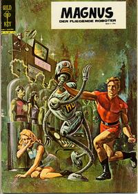 Cover Thumbnail for Magnus (BSV - Williams, 1966 series) #1