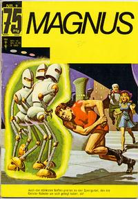 Cover Thumbnail for Magnus (BSV - Williams, 1966 series) #9