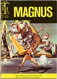 Cover Thumbnail for Magnus (BSV - Williams, 1966 series) #10