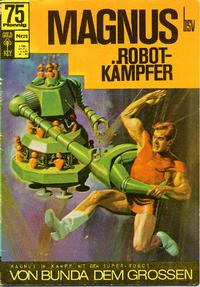 Cover Thumbnail for Magnus (BSV - Williams, 1966 series) #20