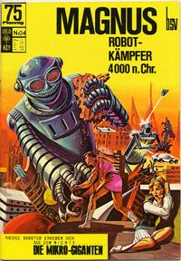 Cover Thumbnail for Magnus (BSV - Williams, 1966 series) #24