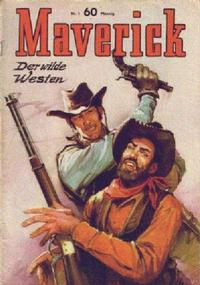 Cover Thumbnail for Maverick (BSV - Williams, 1965 series) #1