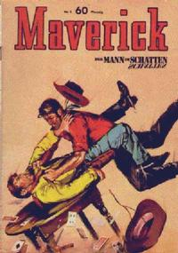 Cover Thumbnail for Maverick (BSV - Williams, 1965 series) #2