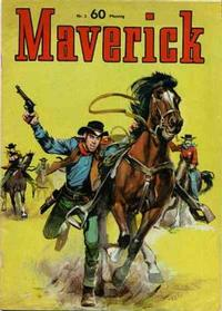 Cover Thumbnail for Maverick (BSV - Williams, 1965 series) #3