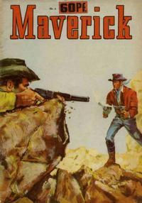 Cover Thumbnail for Maverick (BSV - Williams, 1965 series) #4