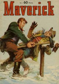 Cover Thumbnail for Maverick (BSV - Williams, 1965 series) #6