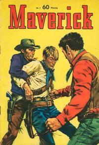 Cover Thumbnail for Maverick (BSV - Williams, 1965 series) #7