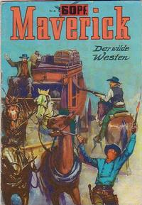 Cover Thumbnail for Maverick (BSV - Williams, 1965 series) #8
