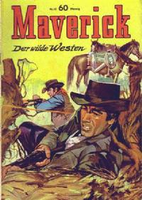 Cover Thumbnail for Maverick (BSV - Williams, 1965 series) #12