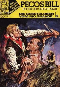 Cover Thumbnail for Pecos Bill (BSV - Williams, 1971 series) #1