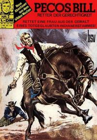 Cover Thumbnail for Pecos Bill (BSV - Williams, 1971 series) #2