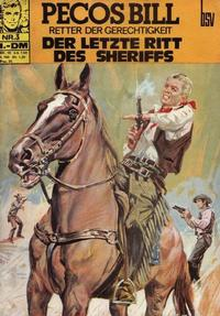 Cover Thumbnail for Pecos Bill (BSV - Williams, 1971 series) #3