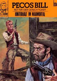 Cover Thumbnail for Pecos Bill (BSV - Williams, 1971 series) #5