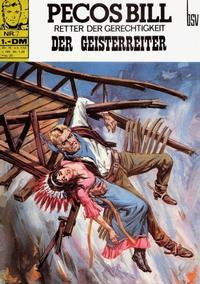 Cover Thumbnail for Pecos Bill (BSV - Williams, 1971 series) #7