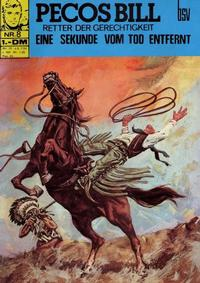 Cover Thumbnail for Pecos Bill (BSV - Williams, 1971 series) #8