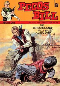 Cover Thumbnail for Pecos Bill (BSV - Williams, 1971 series) #11
