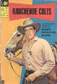 Cover Thumbnail for Rauchende Colts (BSV - Williams, 1969 series) #7