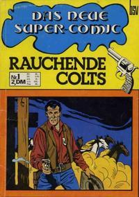 Cover Thumbnail for Rauchende Colts (BSV - Williams, 1971 series) #1