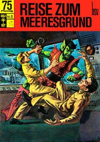 Cover Thumbnail for Reise zum Meeresgrund (BSV - Williams, 1968 series) #2