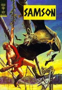 Cover Thumbnail for Samson (BSV - Williams, 1966 series) #2