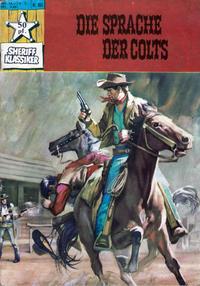 Cover Thumbnail for Sheriff Klassiker (BSV - Williams, 1964 series) #905