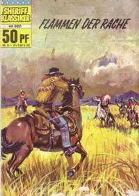Cover Thumbnail for Sheriff Klassiker (BSV - Williams, 1964 series) #920