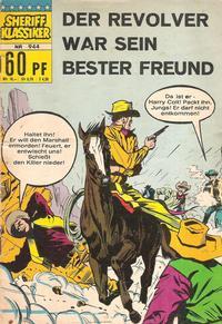 Cover Thumbnail for Sheriff Klassiker (BSV - Williams, 1964 series) #944