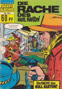 Cover Thumbnail for Sheriff Klassiker (BSV - Williams, 1964 series) #984