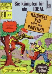 Cover Thumbnail for Sheriff Klassiker (BSV - Williams, 1964 series) #996
