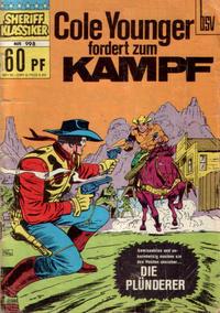Cover Thumbnail for Sheriff Klassiker (BSV - Williams, 1964 series) #998