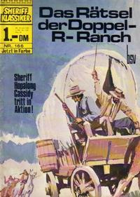 Cover Thumbnail for Sheriff Klassiker (BSV - Williams, 1964 series) #166