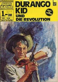 Cover Thumbnail for Sheriff Klassiker (BSV - Williams, 1964 series) #169