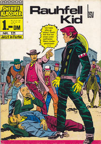 Cover Thumbnail for Sheriff Klassiker (BSV - Williams, 1964 series) #171