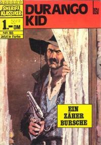 Cover Thumbnail for Sheriff Klassiker (BSV - Williams, 1964 series) #185